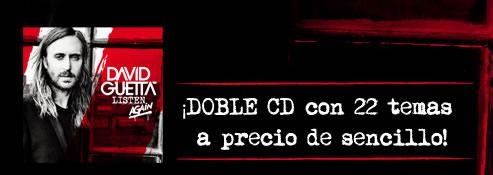 Nuevo Album de David Guetta!