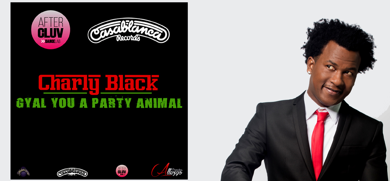 """Charly Black """"Gyal You A Party Animal"""""""