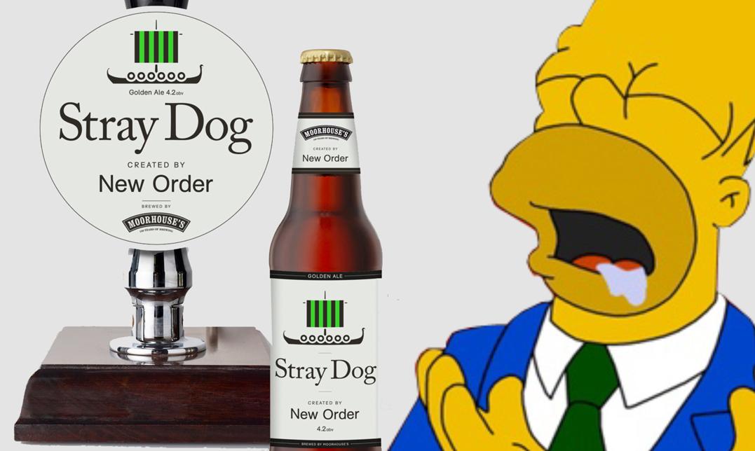 La cerveza de New Order