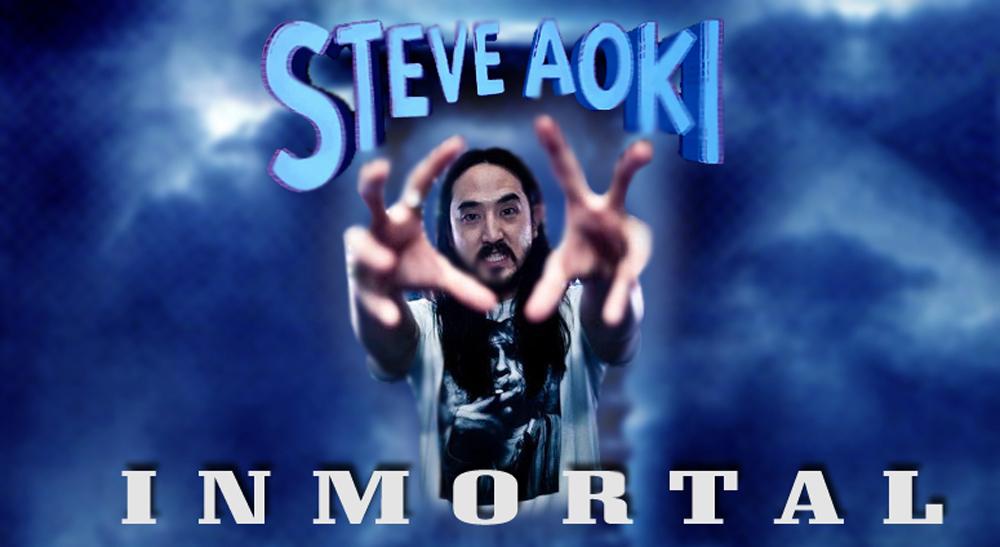 Steve Aoki será criogenizado