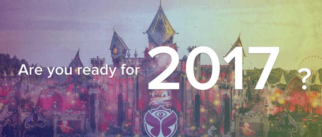 Tomorrowland 2017 – AGOTADAS en 60´