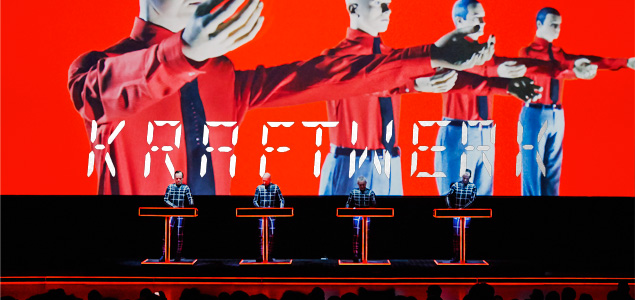"Kraftwerk lanza su nuevo disco antológico ""3-D The Catalogue"""